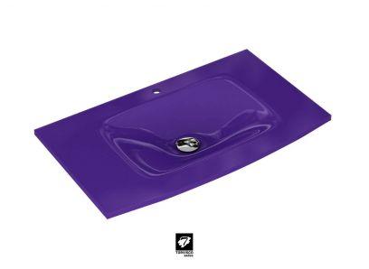 ENCIMERA CRISTAL ARCO | Encimera de Baño | Serie CRISTAL | ENCIMERAS | Catálogo BATHONE | Torvisco Group
