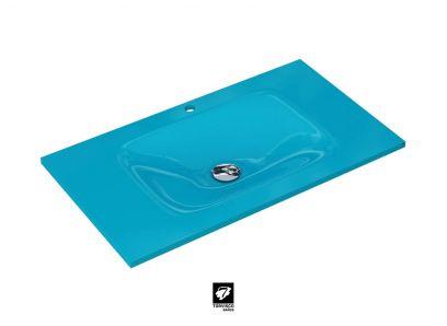 ENCIMERA CRISTAL | Encimera de Baño | Serie CRISTAL | ENCIMERAS | Catálogo BATHONE | Torvisco Group