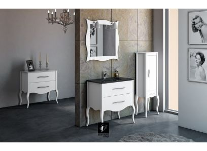 MUEBLE ERIE | Mueble de Baño | Serie ERIE | NATURA | Catálogo BATHONE | Torvisco Group