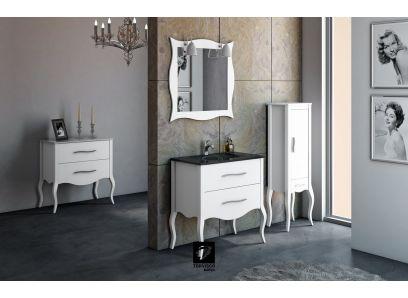 MUEBLE ERIE | Mueble de Baño | Serie ERIE | NATURA | Catálogo BATHONE | Torvisco Group