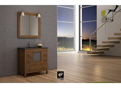 MUEBLE LOIRA | Mueble de Baño | Serie LOIRA | NATURA | Catálogo BATHONE | Torvisco Group