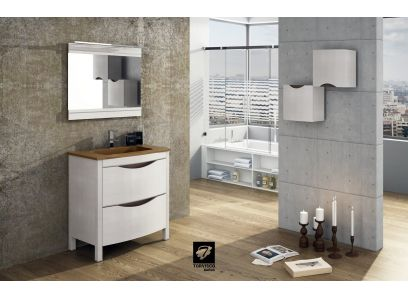 MUEBLE SELLA | Mueble de Baño | Serie SELLA | NATURA | Catálogo BATHONE | Torvisco Group