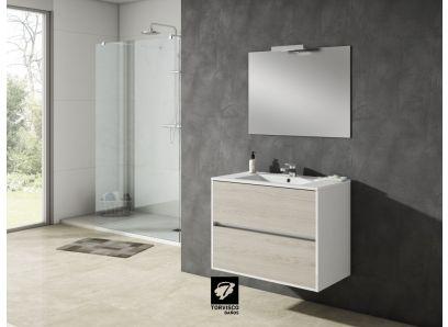 MUEBLE TAIGA 2 CAJONES | Mueble de Baño | Serie TAIGA | URBAN | Catálogo BATHONE | Torvisco Group